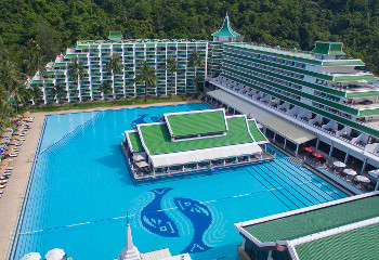 HolidayCorp – Le Meridien Phuket Beach Resort - Phuket