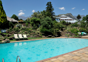 HolidayCorp – Cathedral Peak Hotel - Central Drakensberg