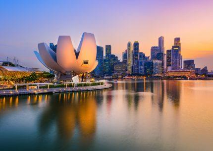 HolidayCorp – Singapore Formula 1 Grand Prix - Marina Bay Street Circuit