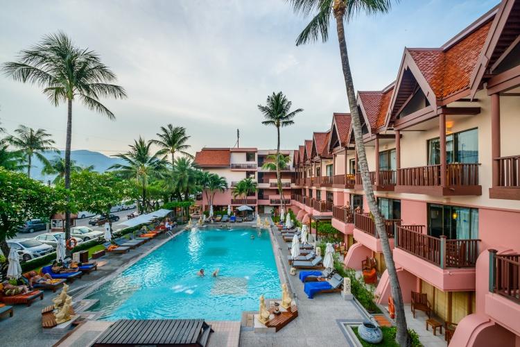 HolidayCorp – Seaview Patong Hotel - Phuket