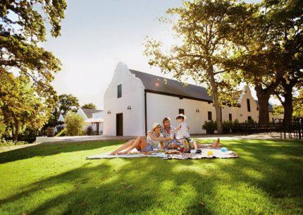 The Spier Hotel - Stellenbosch