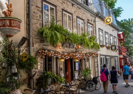 HolidayCorp-Discover Quebec City2