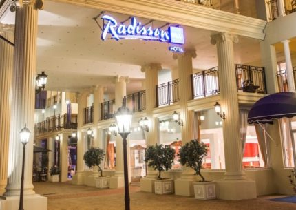 HolidayCorp-Radisson Blu Le Vendome Hotel - Sea Point