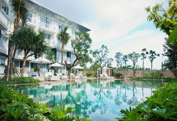 Holidaycorp-Fontana Hotel Bali