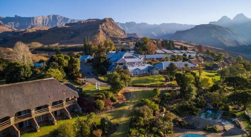 Cathedral Peak Hotel - Central Drakensberg