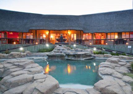 Cheetah Ridge - Nambiti Game Reserve
